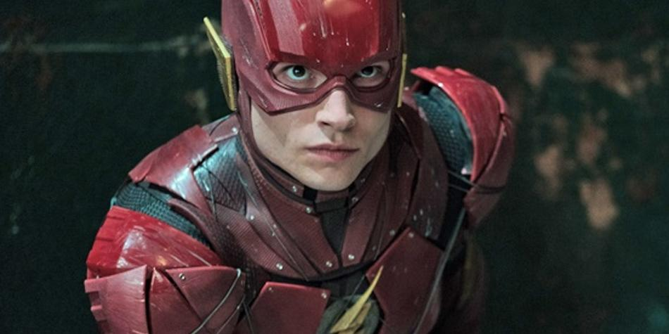 NOTICIA El actor Ezra Miller y Grant Morrison se unen para escribir el guion de la película Flash