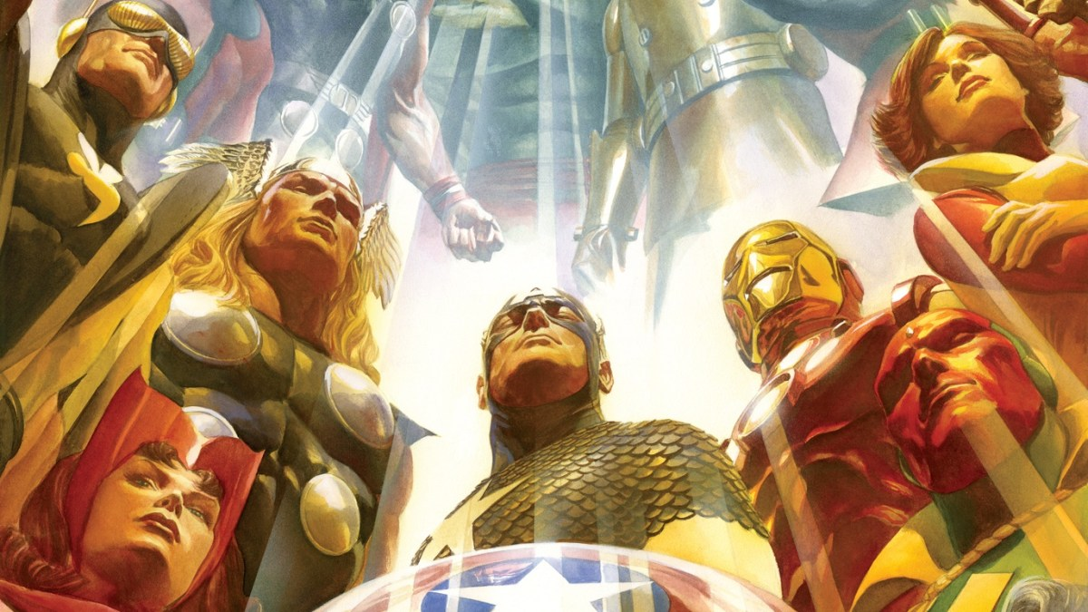 NOTICIA Marvel anuncia dos nuevas series: La historia completa de Marvel y un one-shot de Marvels
