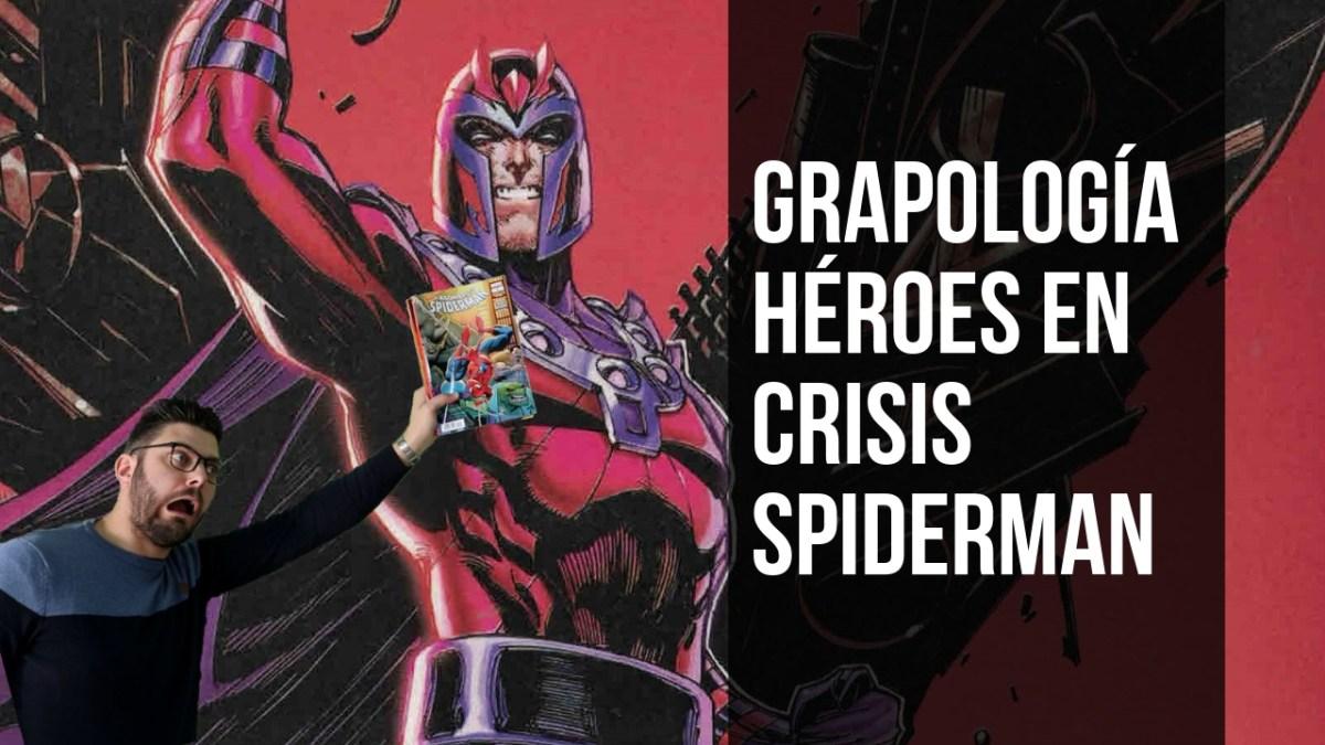 Héroes en Crisis, Patrulla X y Spiderman | NUEVAS GRAPAS