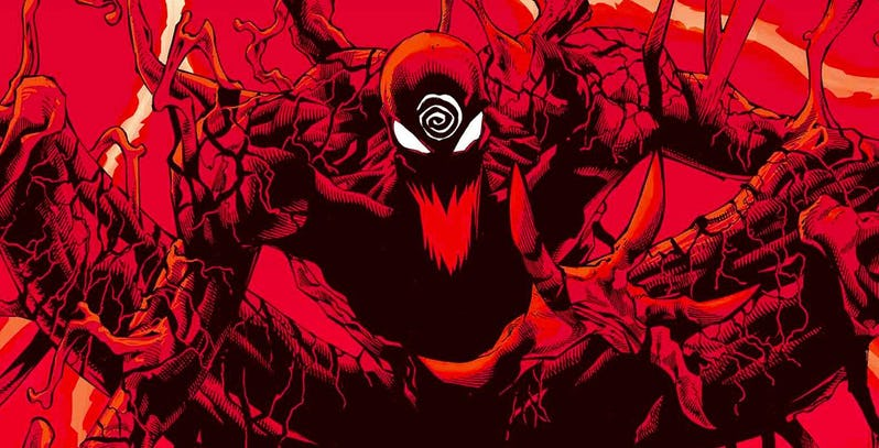 NOTICIA Marvel anuncia el evento Absolute Carnage