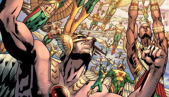 NOTICIA Bryan Hitch deja Hawkman para dos nuevos proyectos de DC