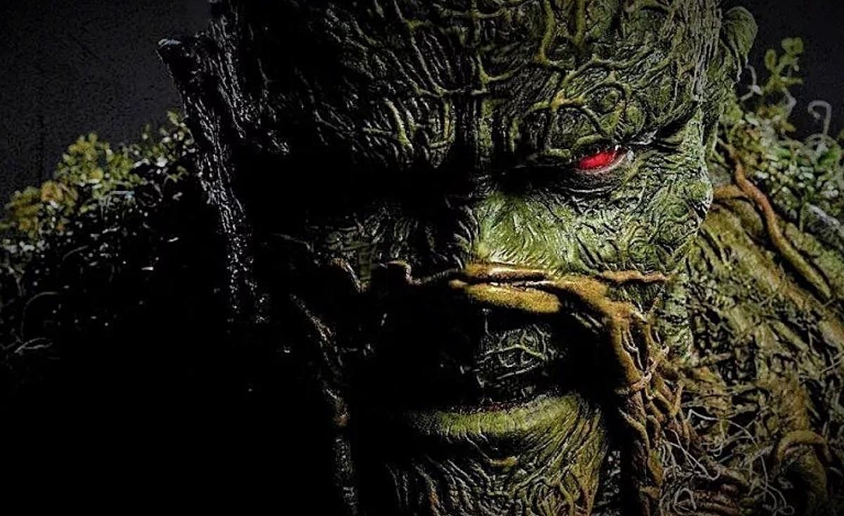 NOTICIA Llega el terror con el primer tráiler de Swamp Thing