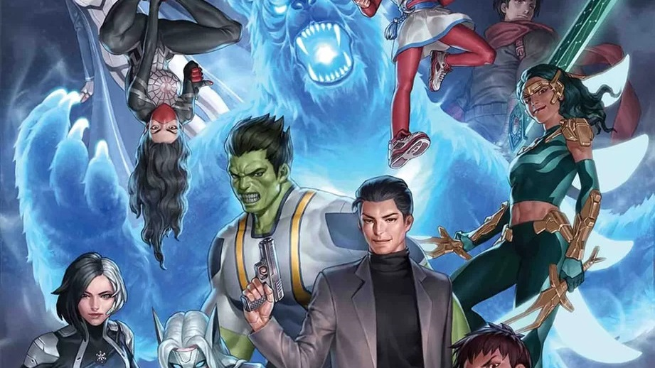 NOTICIA Vuelve Agents of Atlas de Marvel con una nueva miniserie