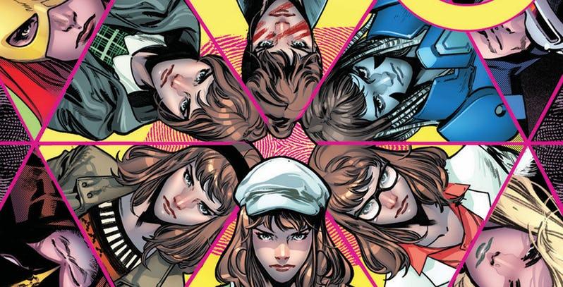 NOTICIA Hickman aclara algunas ideas sobre su nueva línea mutante