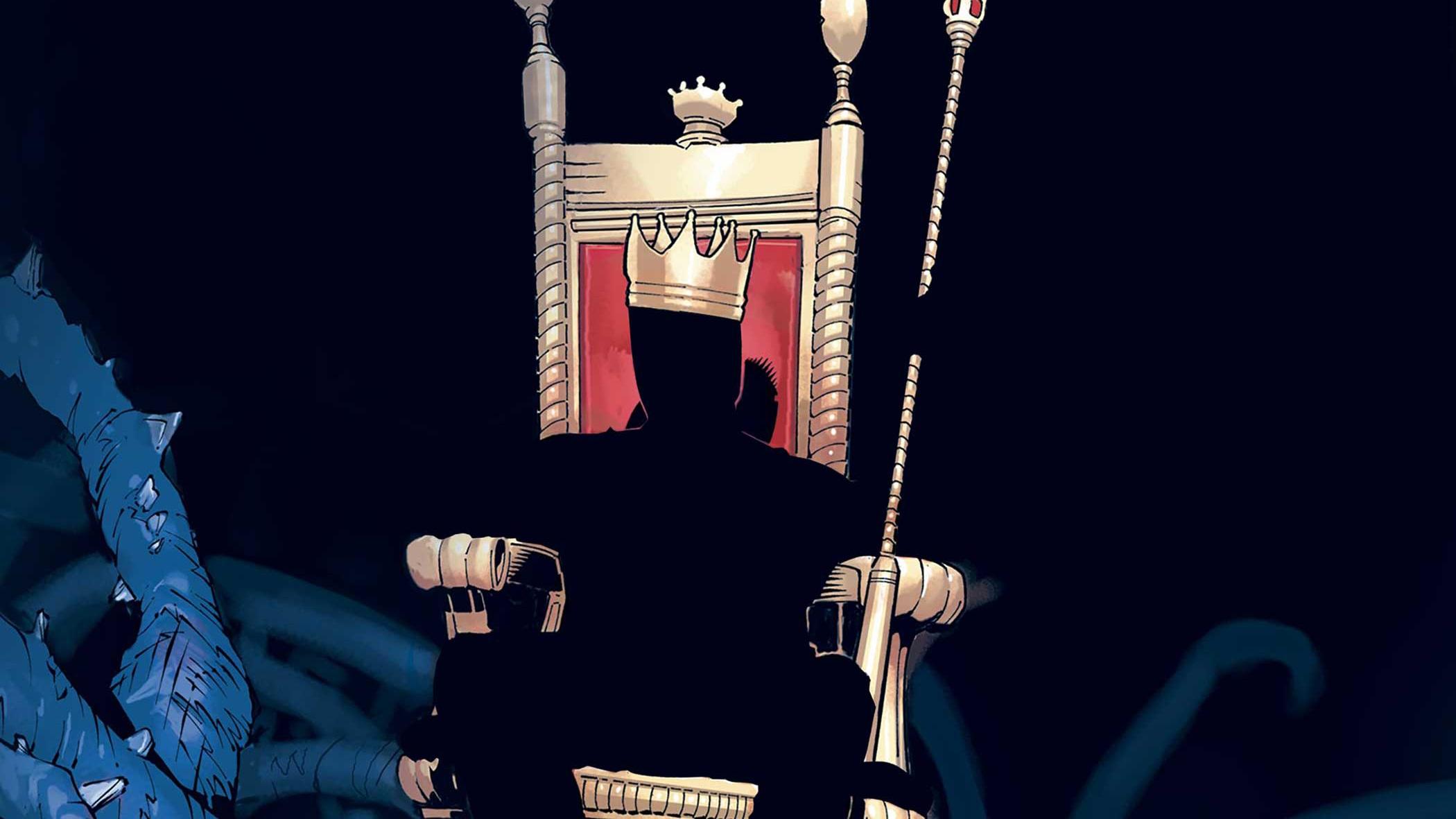 Marvel comparte un nuevo teaser ¿Quién será el Rey de Marvel?