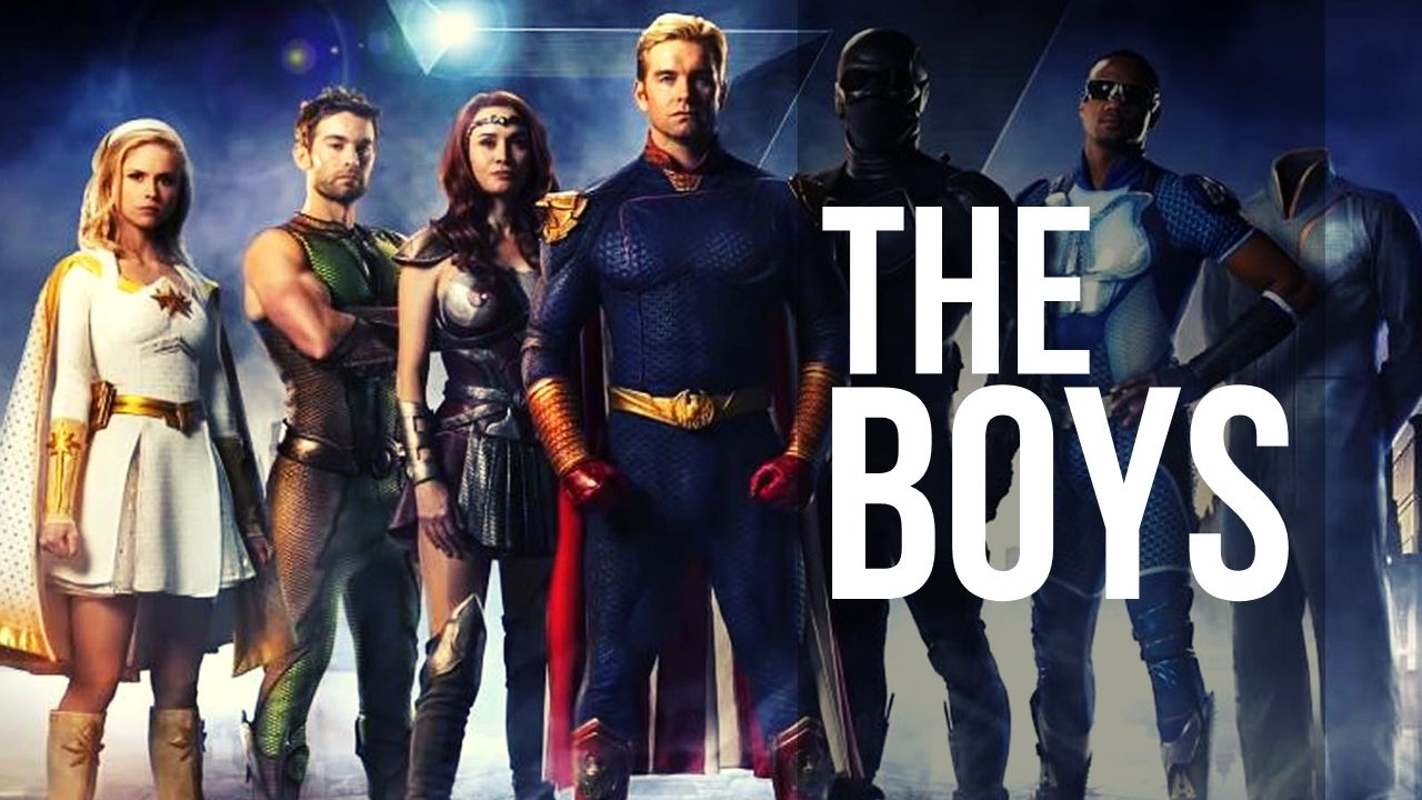 The Boys izle