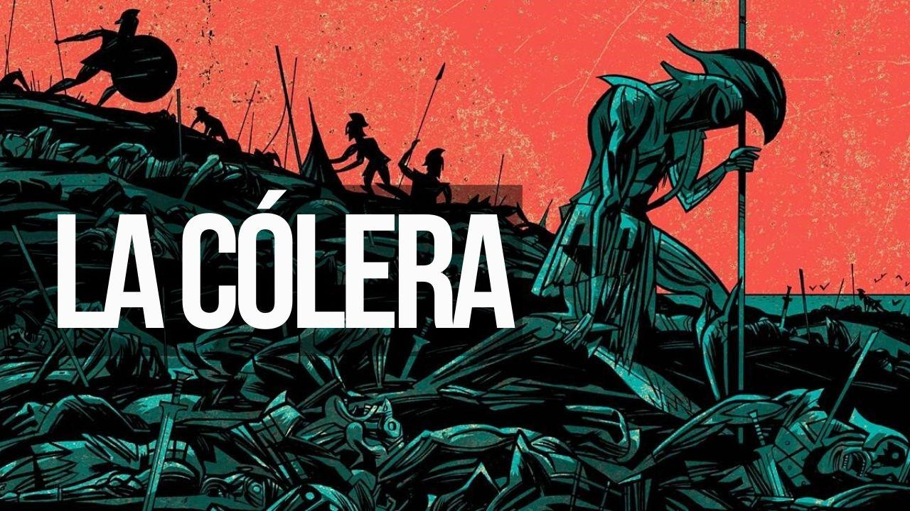 ENTREVISTA con Santiago García y Javier Olivares, La Cólera