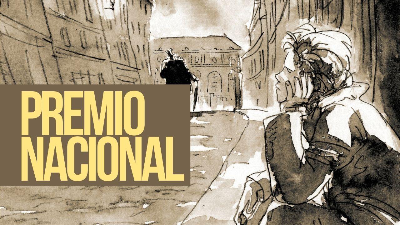 Análisis PREMIO NACIONAL del cómic 2020   La Divina Comedia de OSCAR WILDE