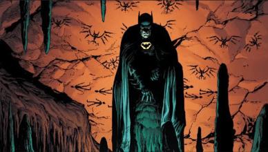 Batman Earth One Vol 3 Geof Johns y Gary Frank