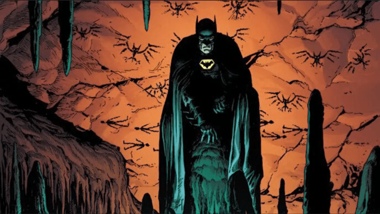 Batman Tierra Uno Vol 3 Geof Johns y Gary Frank