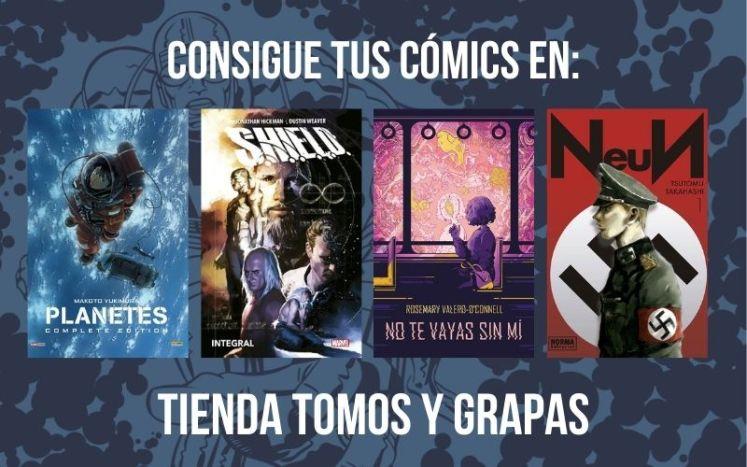 mejores comics