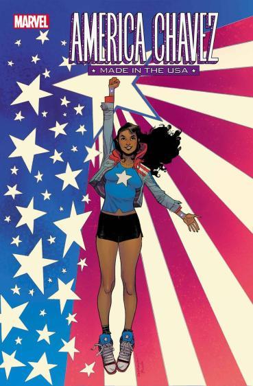 Nueva Serie America Chavez