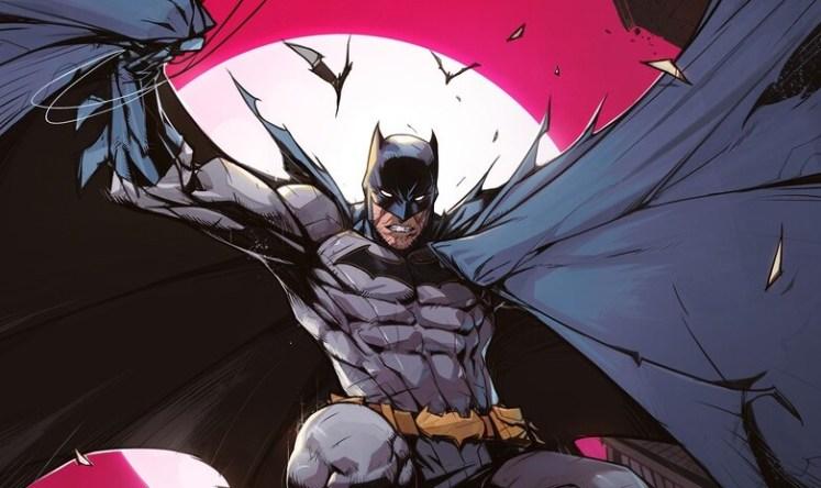 Batman Urban Legends nueva antología del Hombre murciélago