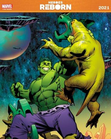 Heroes Reborn 2021 Hulk