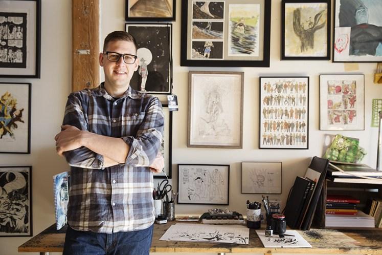 Jeff Lemire prepara una nueva serie para DC Black Label