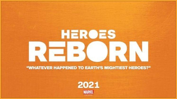 Teaser Heroes Reborn 2021