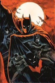 Portada Batman Legends of the Dark Knight Francesco Francavilla