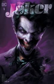 Portada The Joker 1 Francesco Mattina Variant A