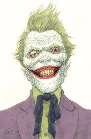 Portada The Joker Quitely Variant