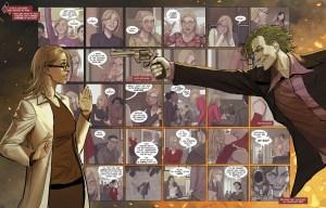 Harleen y Joker