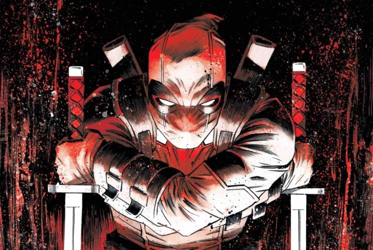 Deadpool tendrá su propia miniserie en blanco y negro