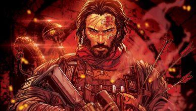 El cómic Brzrkr de Keanu Reeves toma rumbo a Netflix