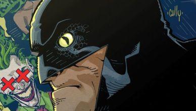 Garth Ennis y Liam Sharp preparan una miniserie Black Label de Batman