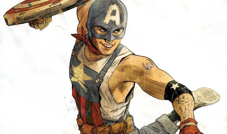 Los Estados Unidos del Capitán América rendirá tributo a la historia del personaje