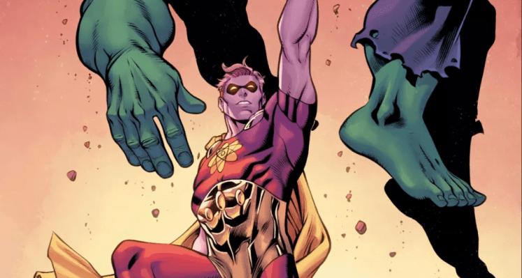 Reveladas Nuevas portadas Alternativas de Carlos Pacheco para Heroes Reborn