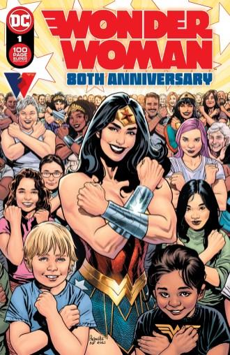 Wonder Woman 80 Aniversario Especial
