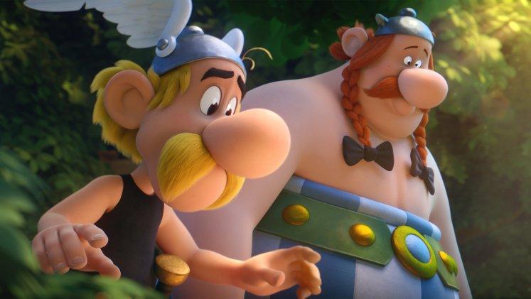 Netflix anuncia una nueva serie basada en Asterix
