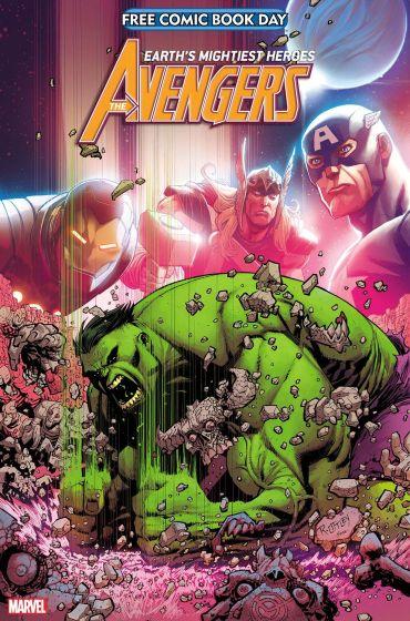 Free Comic Book Day Avengers
