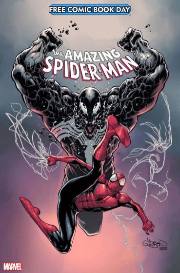 Free Comic Book Day amazing spidermanFree Comic Book Day amazing spiderman