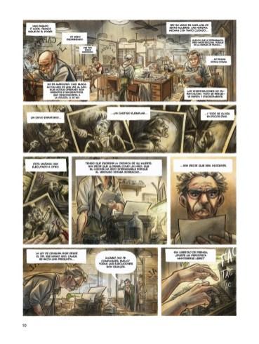 Página 10 Contrapaso de Teresa Valero