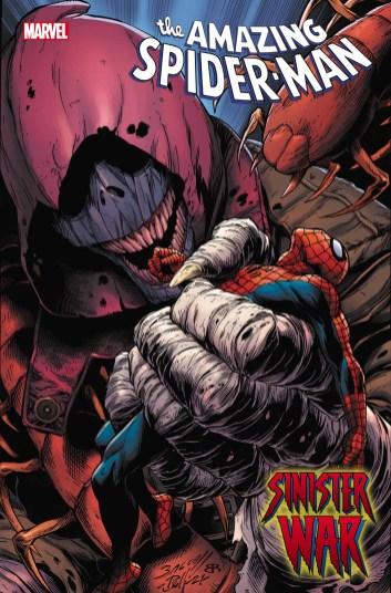 Portada The Amazing Spiderman