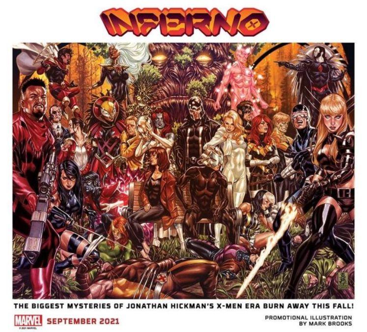 Inferno Teaser Jonathan Hickman