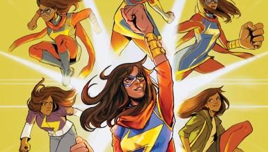 Ms. Marvel Beyond the Limit, llega el relanzamiento de de Kamala Khan
