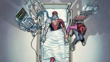 Arthur Adams es el nuevo portadista de Amazing Spider-Man