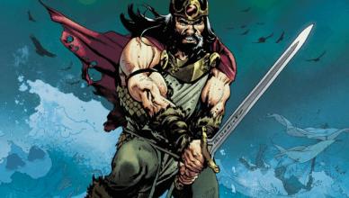 Jason Aaron y Mahmud Asrar vuelven con King Conan
