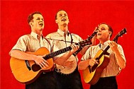 The Kingston Trio, circa 1956