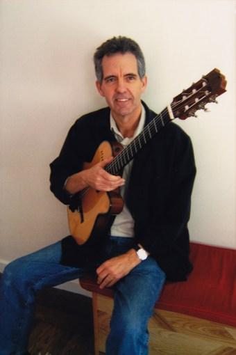 My favorite guitar: the Kirk Sands