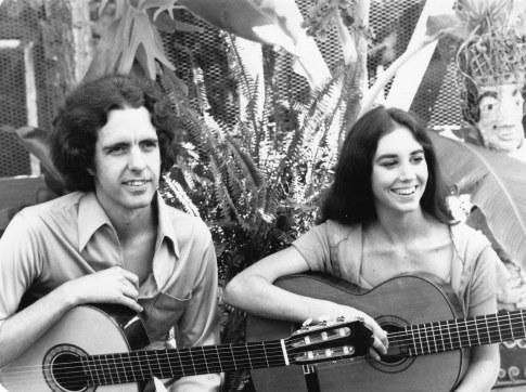 Classical guitar duo with Gilda Taffet