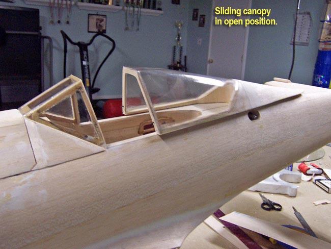 Sliding Canopy Mod