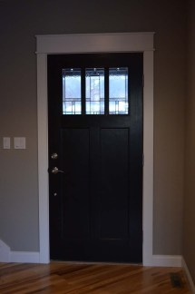 Doors-front-door Custom Homes Tompkins Construction
