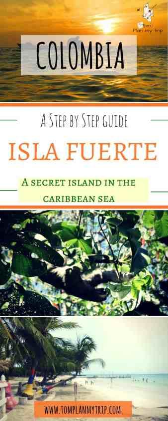 Isla Fuerte Colombia Pinterest