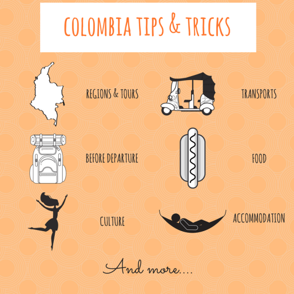 COLOMBIA holidays tips and tricks