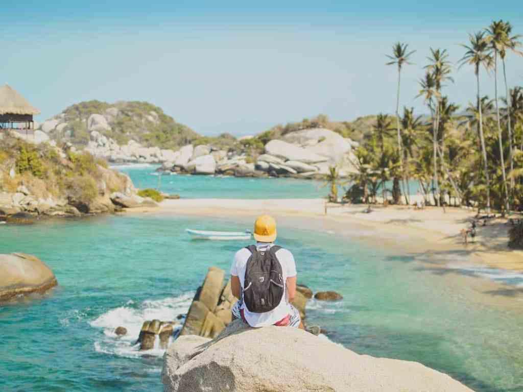 Cabo San Juan Tayrona Park Caribbean Coast