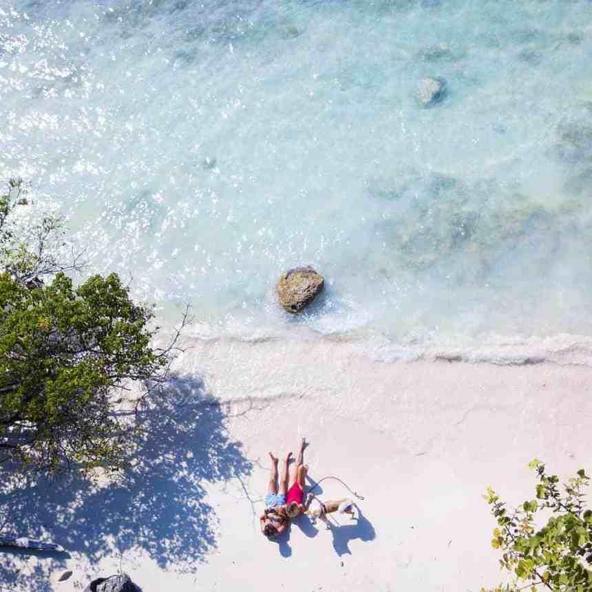 Isla Mucura Colombia San Bernardo Islands