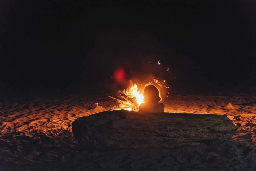 Camping in Tayrona