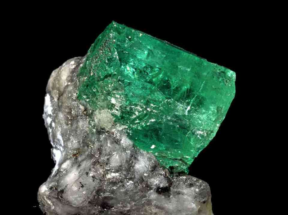 emeralds Colombia